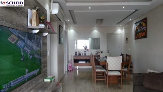 Lindo Apartamento Em Loicalizacao Privilegiada Na Vila Santa Catarina - Mc7378