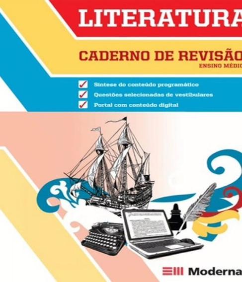 Literatura - Caderno De Revisao - Ensino Medio - Integrado