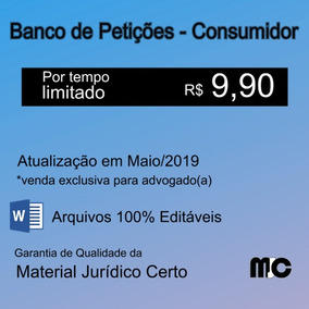 Banco De Petições - Consumidor