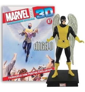 Colección Marvel 3d - Angel #38