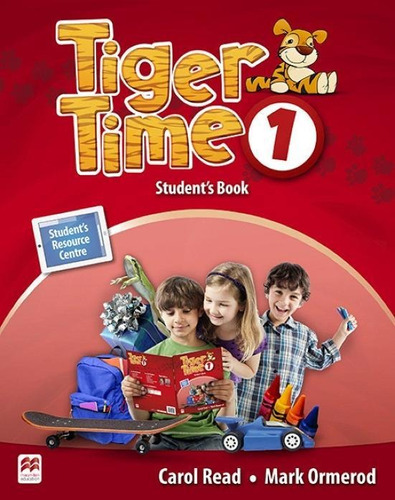 Tiger Time - Student's Book