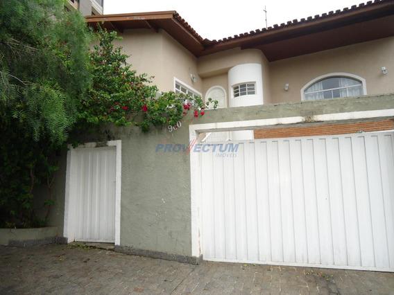 Casa Para Aluguel Em Jardim Guarani - Ca252174