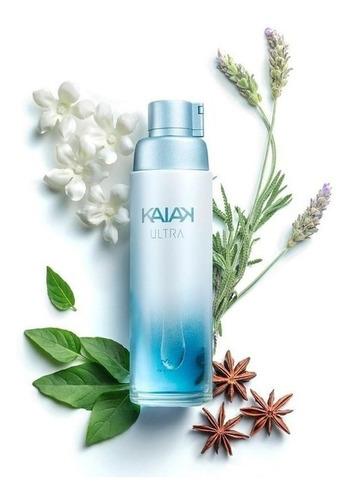 Perfume Femenino Natura  Kaiak Ultra Original 100 Ml