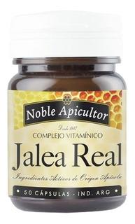 Noble Apicultor Jalea Real 50 Caps Vitaminas Resistencia