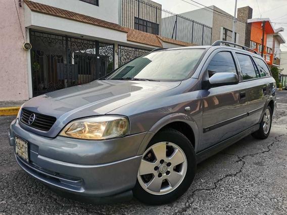 Chevrolet Astra 2.4 4p Elegance F Mt 2003