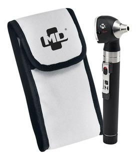 Otoscopio Fibra Ótica Md Pocket C/ Estojo Omni 3000