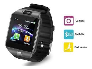 Reloj Inteligente Smartwatch Dz9 Samsung iPhone Liberado