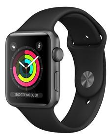 Apple Watch Série 3 42mm Pulseira Sport Original Garantia