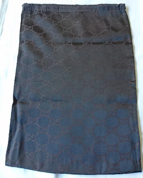 Gucci- Bolsa De Guardado , 40cm X 29cm