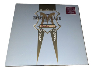 Madonna The Immaculate Collection (vinilo, Lp, Vinil, Vinyl)