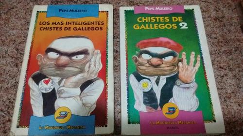 Los Mas Inteligentes Chistes De Gallegos + Chistes 2