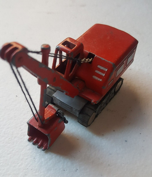 1:90 Vintage Germany Schuco Piccolo Demag Dragline 760