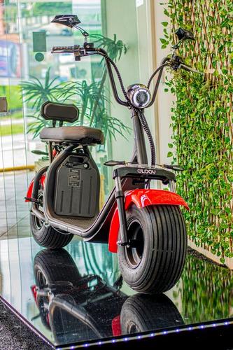 Imagem 1 de 14 de Scooter Eletrica 1500 Gloov