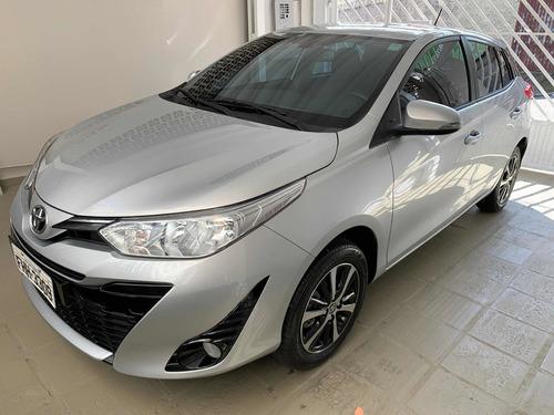 Imagem 1 de 9 de Toyota Yaris 2019 1.5 Xs 16v Cvt 5p