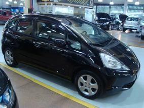 Honda Fit Lxl 1.4 Flex 2010 Automático Preto (completo)