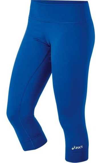 Asics Team 3/4 Tight Leggings Azul Xs