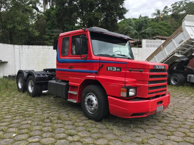 Scania 113 H 360 6x2