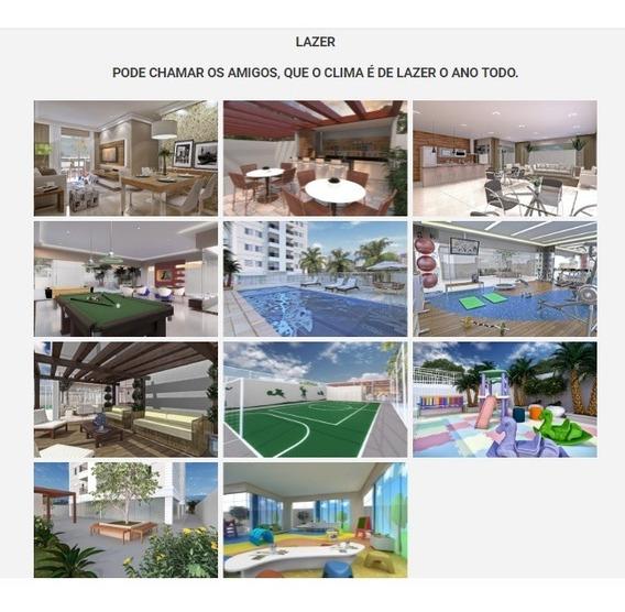 Apartamento 60m 2 Dorms 1 S 1/2 Vg Campestre Santo André