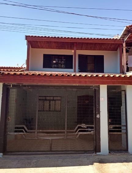 Casa À Venda, 2 Quartos, 2 Vagas, Residencial Vale Das Nogueiras - Americana/sp - 17791