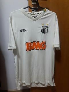 Camisa Santos Modelo Mundial 2011