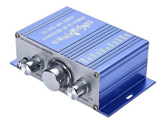 Controlador De Volume Amplificador De Fone Monitor Caixa Rca