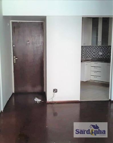 Imagem 1 de 9 de Apartamento À Venda - Bandeiras - Osasco - Sp - 3957