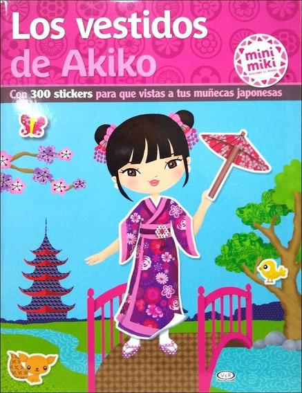 Los Vestidos De Akiko