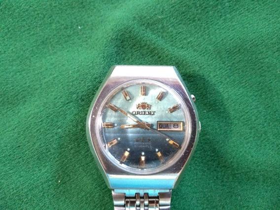 Relógio Orient Clássico Verde