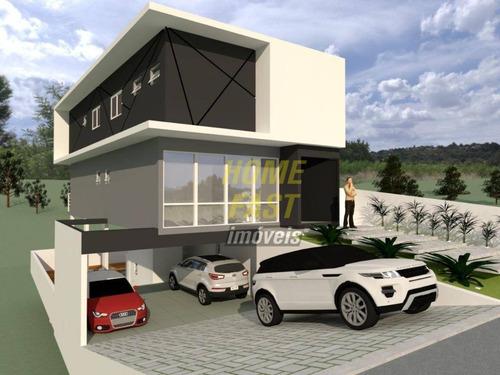 Imagem 1 de 12 de Casa Com 4 Dormitórios À Venda, 307 M² Por R$ 2.200.000,00 - Residencial Real Park - Arujá/sp - Ca0561