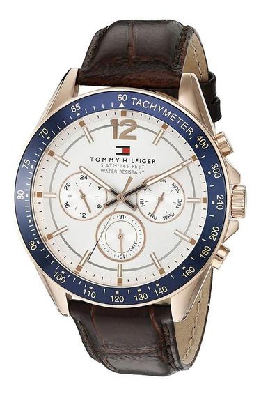 Relógio Tommy Hilfiger Masculino 1791118 Importado Original