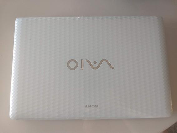 Notebook Sony Vaio Semi Novo Oportunidade - Leia