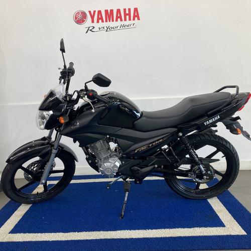 Imagem 1 de 4 de Yamaha Factor 125i Preta 2022
