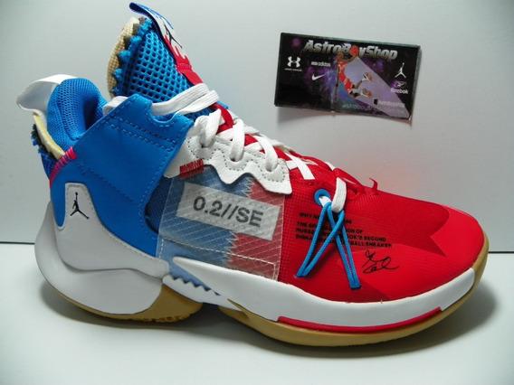 Jordan Westbrook Zero 2 Se Racer Blu (23.5 Mex) Astroboyshop