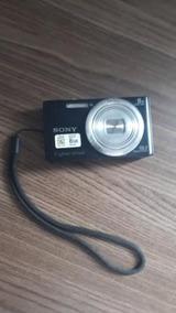 Câmera Sony Cyber Shot Dsc-w730