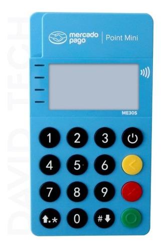 Imagem 1 de 6 de Máquina De Cartão Point Mini Do Mercado Pago Nfc