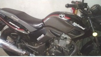 Motomel Tcp 200 R Impecable
