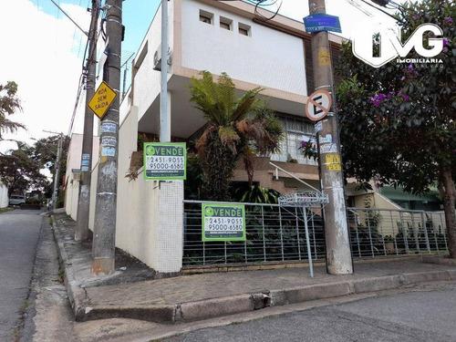 Sobrado Com 3 Dormitórios À Venda, 300 M² Por R$ 1.400.000,00 - Jardim Maia - Guarulhos/sp - So0183