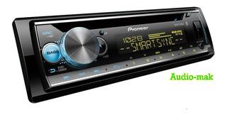 Autoestereo Pioneer Deh-s5200bt Spotify Bluetooth Multicolor