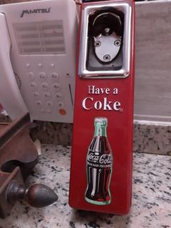 Destapador Coca Cola Antiguo