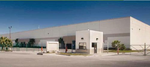Imagen 1 de 6 de Bodega Industrial En Renta En Parque Industrial En Ciénega D