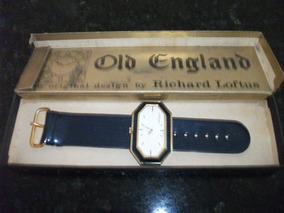Relógios: 1 Bulova + 1 Old England