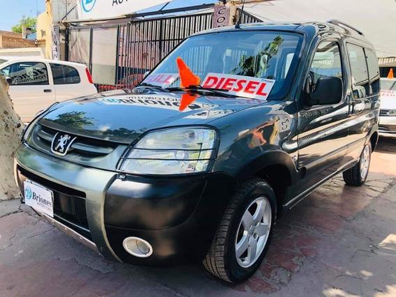 Peugeot Partner Patagónica 1.6 Hdi Vtc Plus 2012