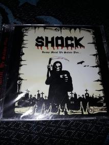 Shock Heavy Metal We Salute You Lacrado