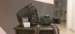 Câmera Semi-profissional Canon Rebel Eos T5i