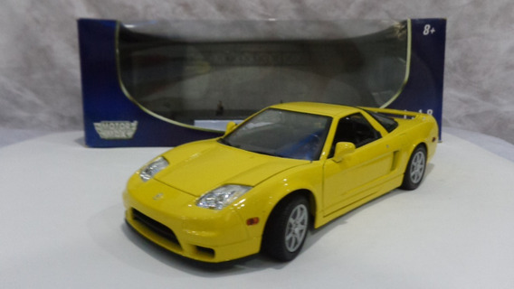 Acura Nsx - Carro A Escala 1/18