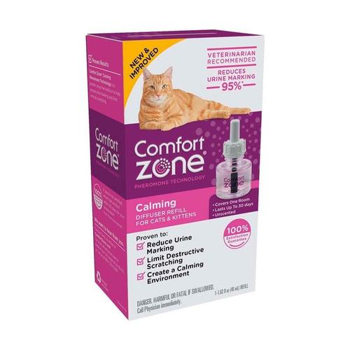 Feliway Repuesto Difusor Comfort Zone Nuevo - Disponible Ya