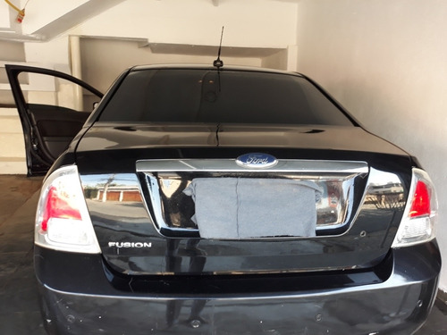 Ford Fusion 2007 2.3 Sel Aut. 4p