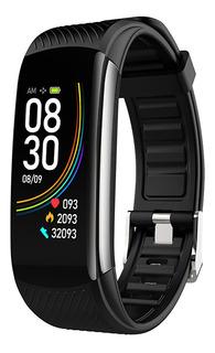 Reloj Smartwatch Fitness Pulso Cardiaco Mide Temperatura