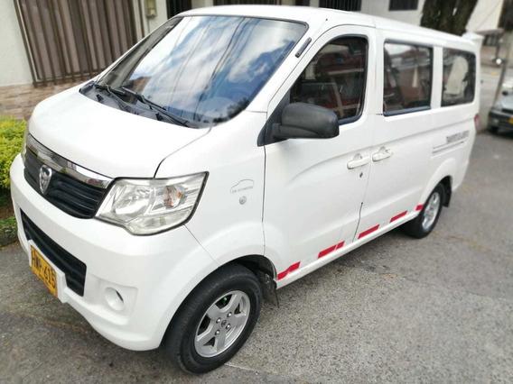 Minivan Hafei Junyi Modelo 2015