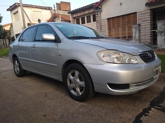 Toyota Corolla 2004 Xei 1.8 $269000 Vtv Vigente Muy Bueno!!